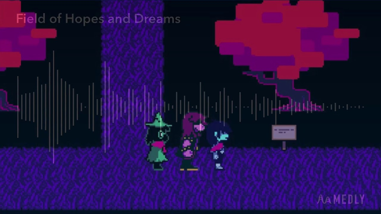 Field of Hopes and Dreams [Medly Remix] - YouTube