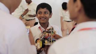 Kids Club Robotics Competition at Hilton Colombo