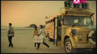 Big Bang - Sunset Glow MV