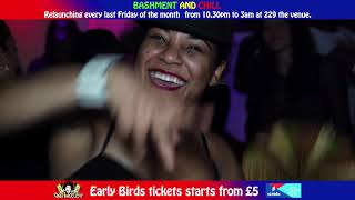 Bashment and Chill Family : Monthly Raves in London