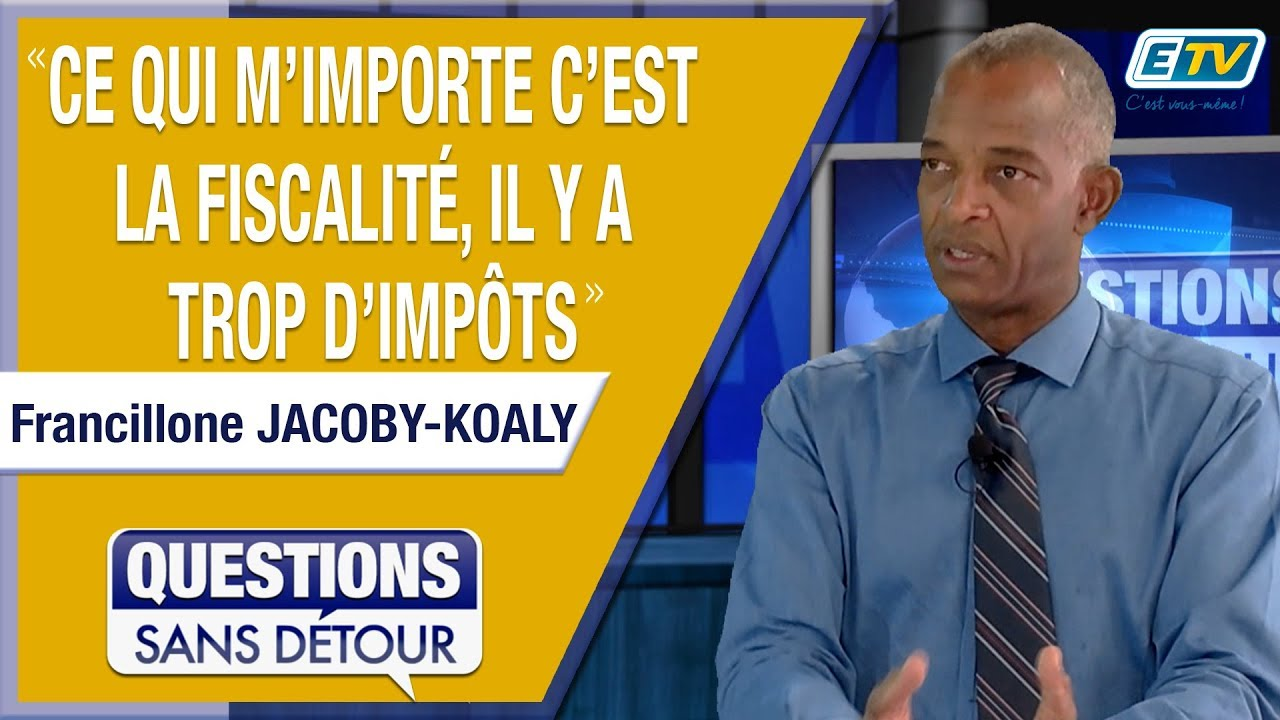 Question Sans Détour avec Francillone JACOBY-KOALY
