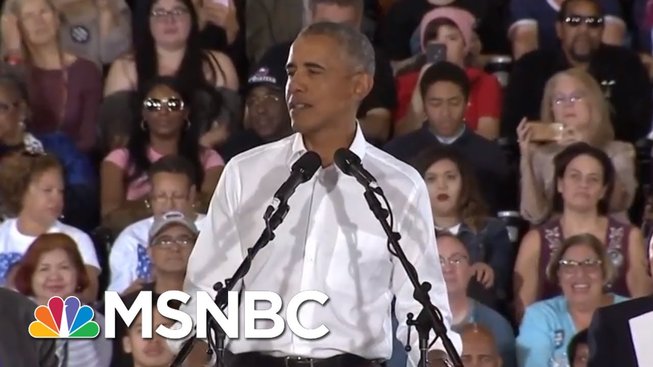 As Midterms Approach, President Donald Trump's Lies Get Bigger | All In | MSNBC