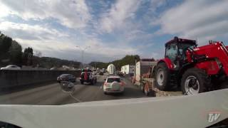 TJV - CRAZY ATLANTA TRAFFIC!!! - #1023