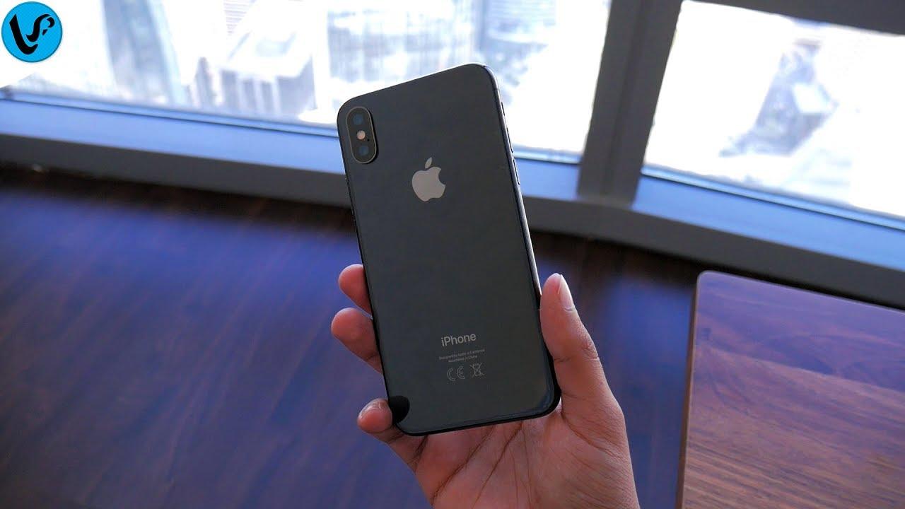 Apple iPhone X Unboxing at Burj Khalifa in Dubai!