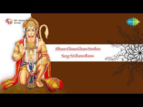 Ghana Ghana Sundara   Sri Rama Rama song