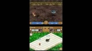 Monster Rancher DS Nintendo DS Gameplay - Battle