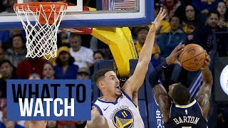 What to watch: After emotional win, Warriors visit Nuggets
