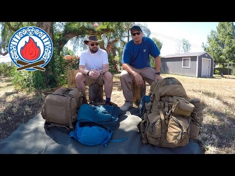 SURVIVAL PACK AND GEAR REVIEW ★ Can We Survive