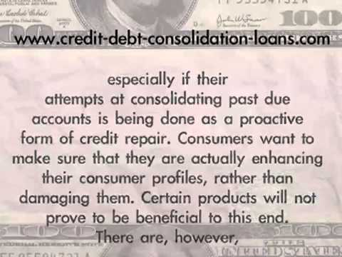 Best Places To Get A Debt Consolidation Loan - YouTube