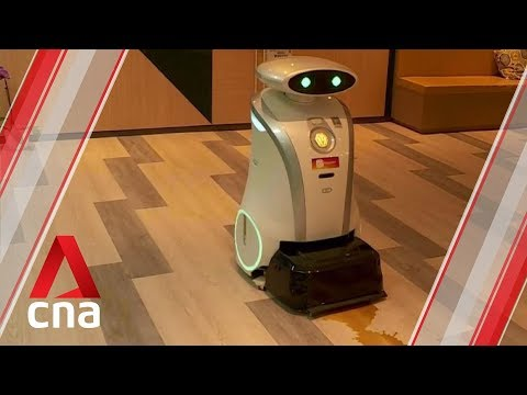 COVID-19: More facility owners using robot cleaners to alleviate workload and risks