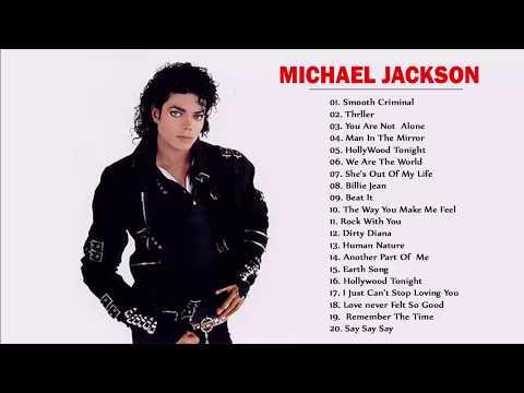 Michael Jackson Greatest Hits Playlist - Best Songs Of Jackson