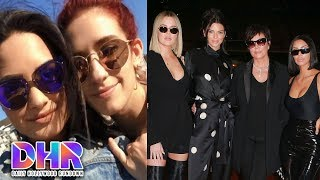 Demi Lovato's Dancer Responds To Backlash - Kardashians SLAMMED For Body Shaming? (DHR)