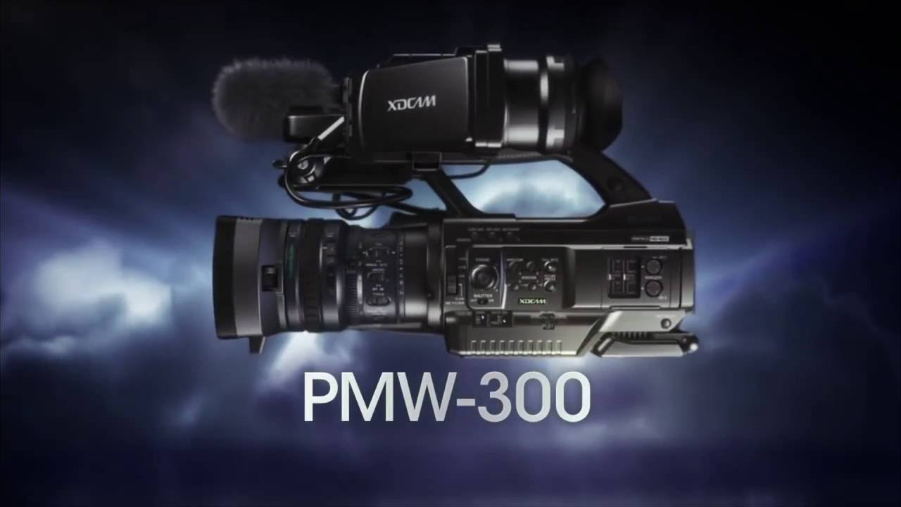 Sony PMW-300 Camera for rental In Hyderabad