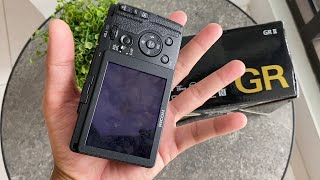 Ricoh GR II Kamera Simple Hasil Asyik