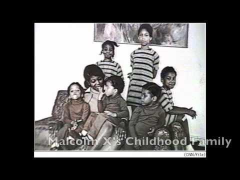 William Lloyd Garrison and Malcolm X