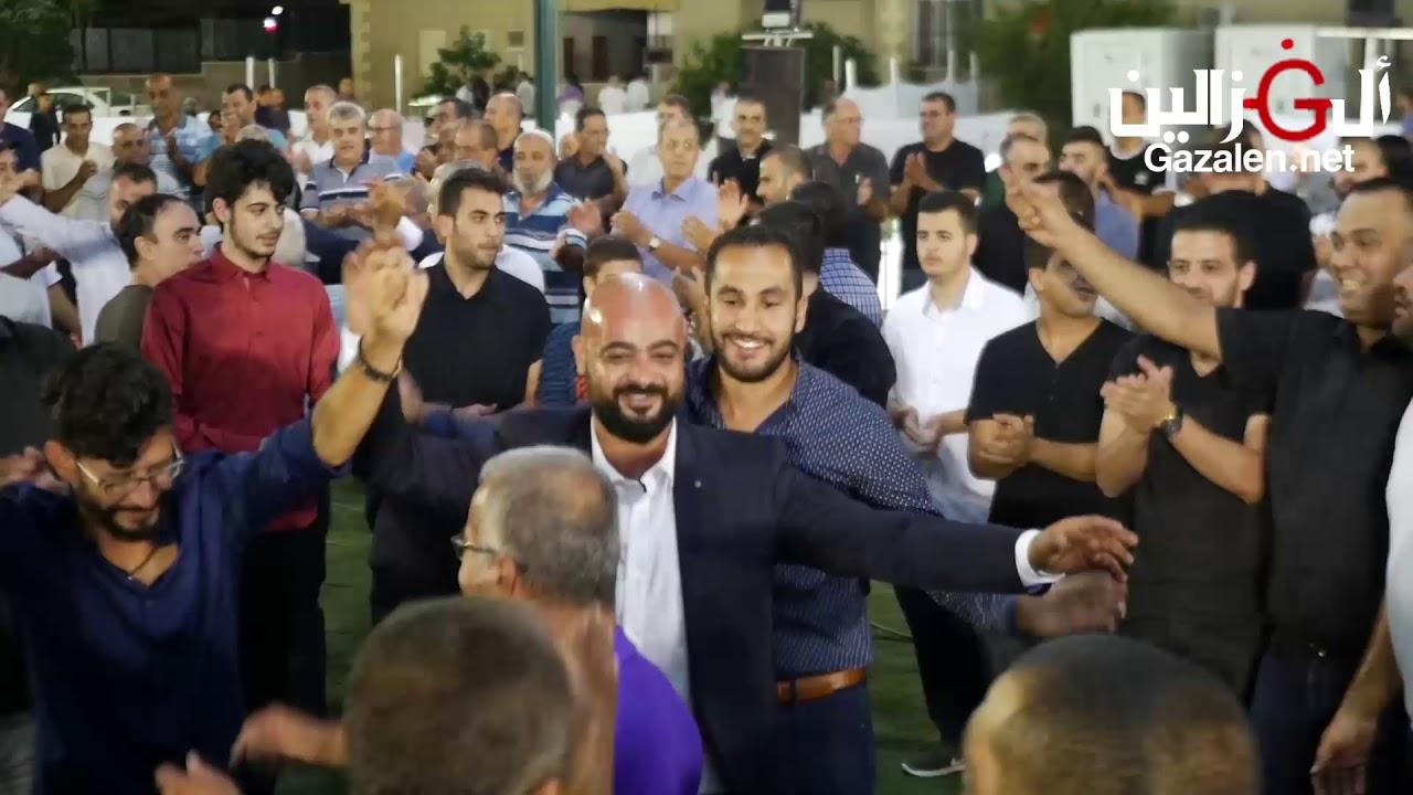 عصام عمر وصهيب عمر حفلة نزار القاضي قلنسوه