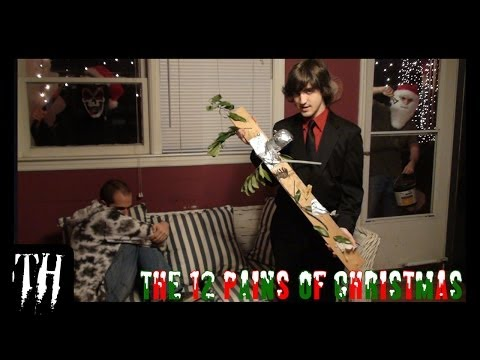 The 12 Pains of Christmas (Music Video)