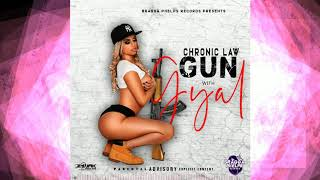 Gambar cover Chronic Law - Gun With Gyal (Official Re -release)
