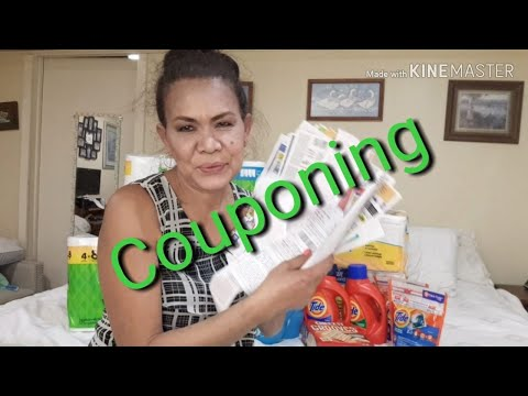 BASIC STEPS IN COUPONING. PINAY COUPONER. RITEAID STORE