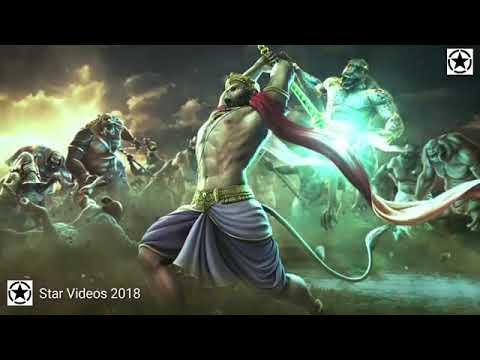 Hanuman chalisa 3D whatsapp status video Jai Shree Ram Bajrangbali Bajrangi Bajrang