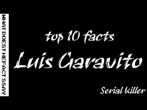 Top 7 Facts Luis Garavito The beast Serial Killer