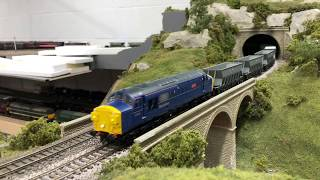 HM145: Bachmann and ViTrains Class 37s with Zimo sound