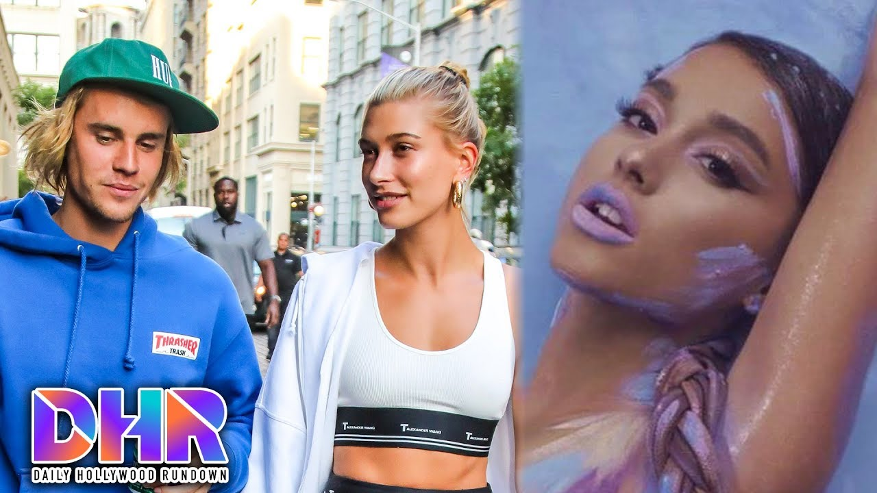 Justin Bieber's Jeweler SPILLS On Hailey's Engagement Ring - Ariana Grande DROPS New Video (DHR)