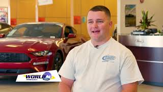 World Ford - Customer Review - Josh C