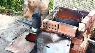 Aluminium Casting Using The Mini Metal Furnace