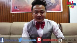 Samir Limbu - Singer | On The Spot | हार्ट बिट्लाई पुरा गर्न ३ बर्ष लग्यो MJ TV 2017