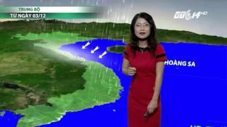 (VTC14)_Thời tiết Cuối ngày 01.12.2015
