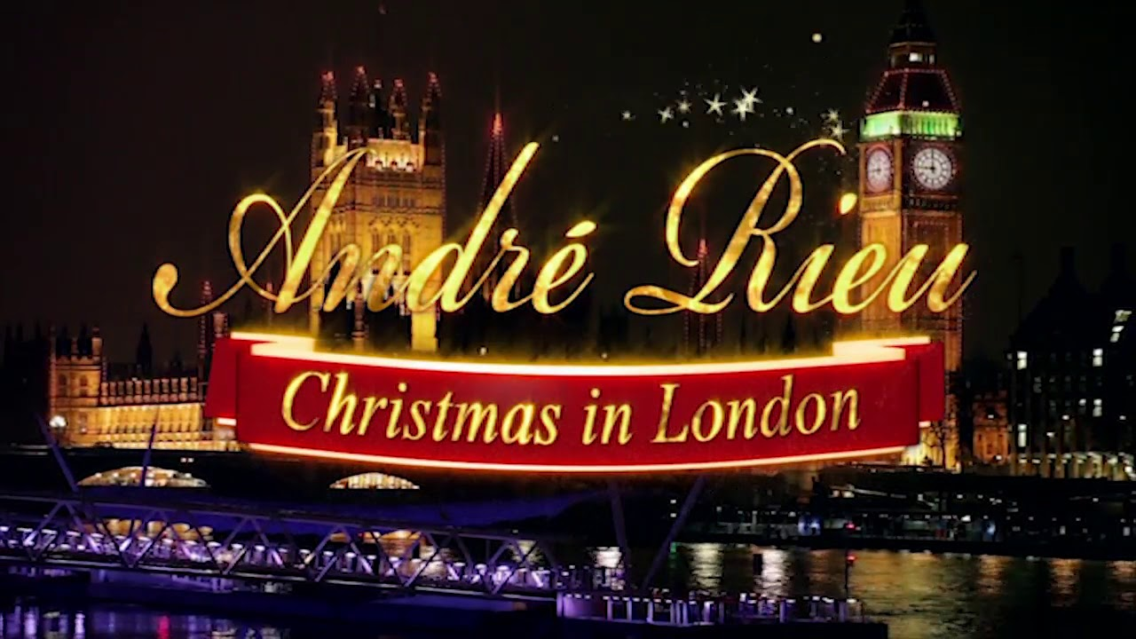André Rieu Christmas In London (Behind the scenes)