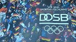 10 Jahre Deutscher Olympischer Sportbund