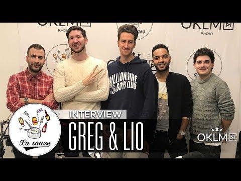 GREG & LIO (Réalisateurs pour Booba, Orelsan...) - #LaSauce Sur OKLM Radio 15/02/18