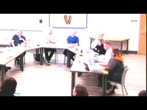 550 - Menlo Park School Board Meeting