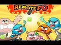 The Amazing World of Gumball Game - Remote Fu (Cartoon Network Games)