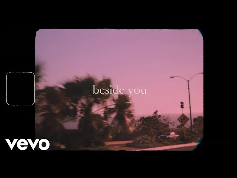 keshi - beside you (Lyric Video)