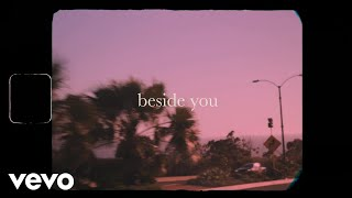 keshi - beside you (Lyric Video)