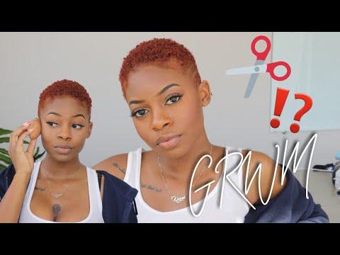 Chit Chat GRWM: WHY I CUT MY HAIR