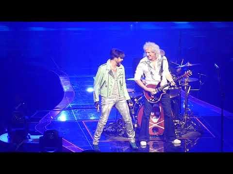 Heartbreak Hotel & CLTCL Queen + Adam Lambert Vegas Sept 1 2018