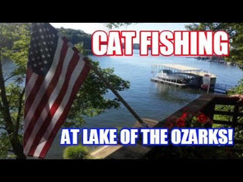 Catfishing at Lake of the Ozark's Vlog!