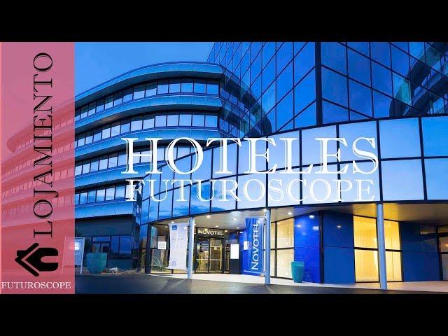 Hoteles Futuroscope   Pirates   Novotel