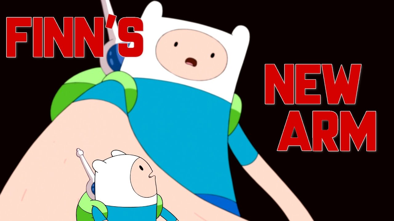 Future Of Finn S Arm Adventure Time Explained Youtube