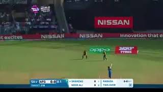 Afghanistan vs south africa