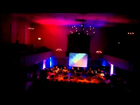 Will Gregory Moog Ensemble-'The Service of Tim Henman'(Live @ St Georges, Bristol 2013)