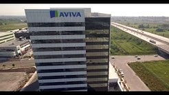 Aviva Canada New Head Office Well Underway!