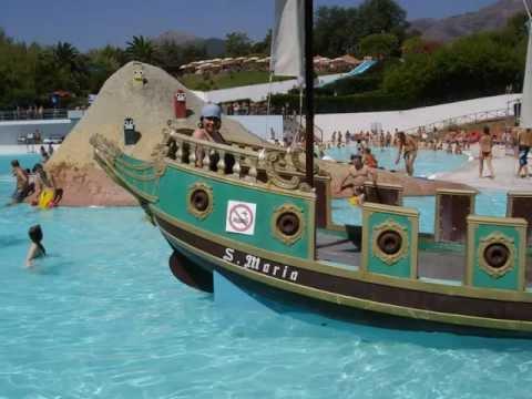 Parco acquatico le caravelle ceriale italia marnicla di for Caravelle piscine