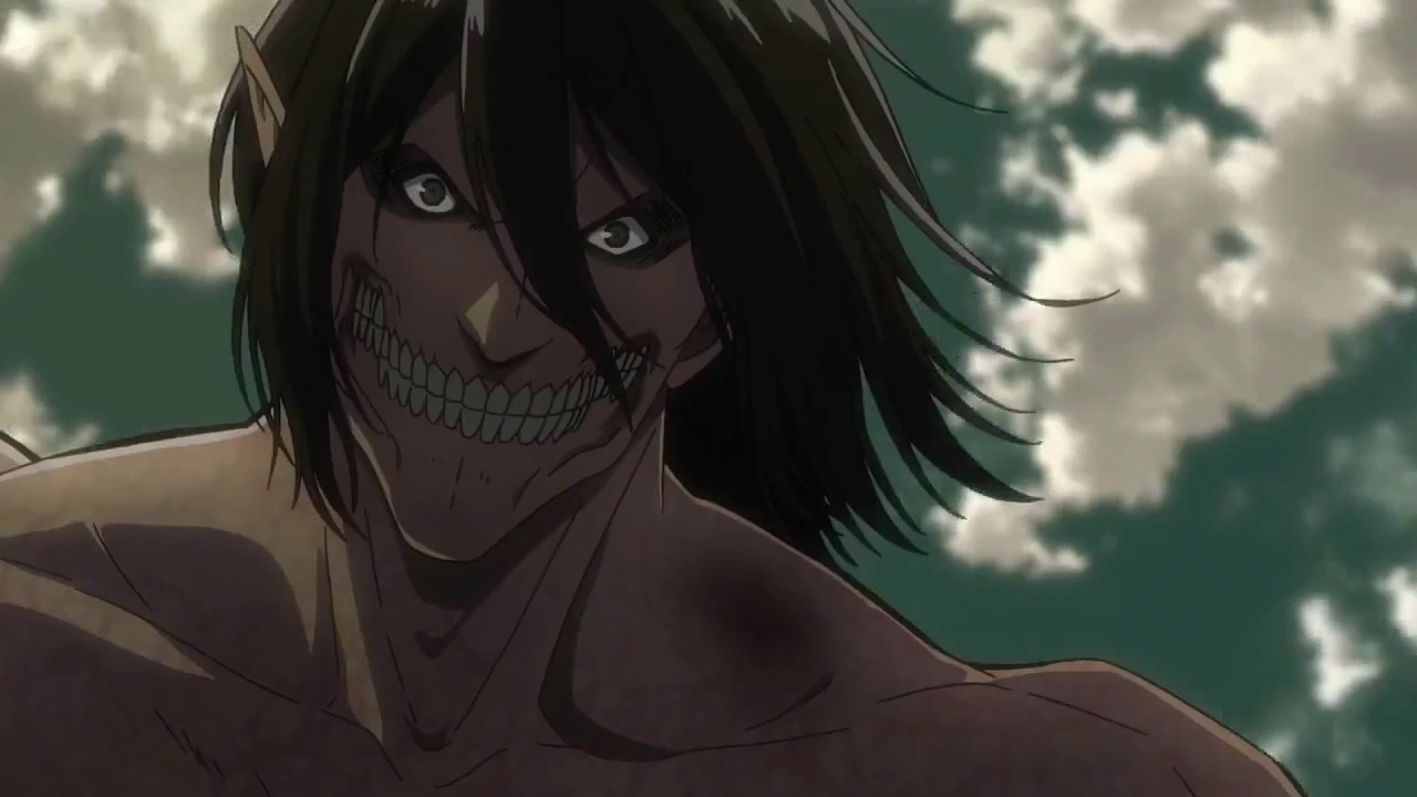 Attack on Titan S02E07: Eren Titan form takes down Armored ...