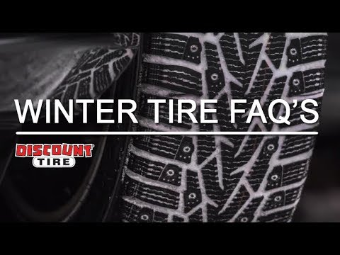 What Time Does Discount Tire Close >> Winter Tires Vs Snow Tires Faq Discount Tire