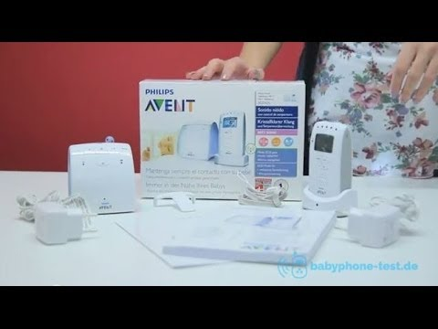 philips avent scd 525 babyphone im praxistest philips. Black Bedroom Furniture Sets. Home Design Ideas